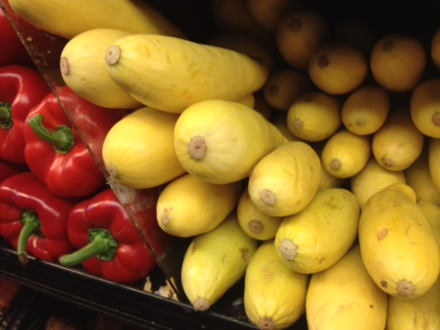 Fresh Yellow Squash