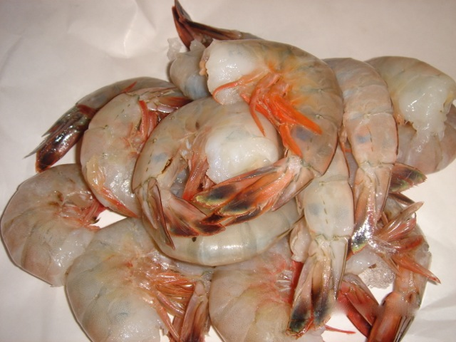 Fresh Gulf Shrimp