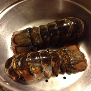 Steam Your Lobster Tails