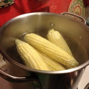 Boil the Corn