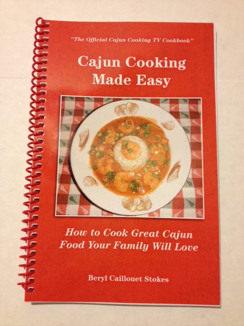 The official cajun cooking tv cookbook cajun cooking tv how to cook like a cajun from the bayou country forumfinder Images