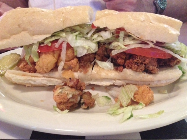 Peacemaker PoBoy
