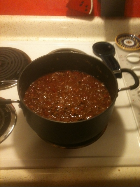 homestyle chili recipe