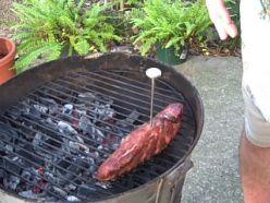 Grilling Pork Tenderloin