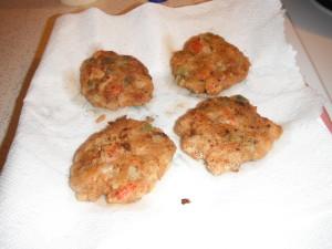 Fried Crawfish Cakes
